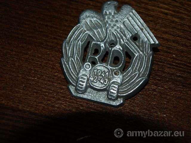 Odznak divízie ťaženia na Krym