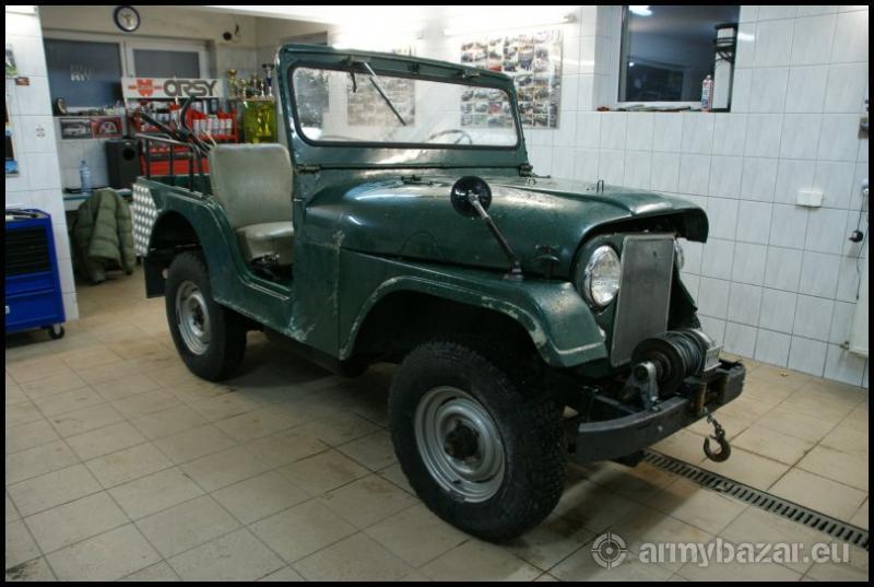 Jeep Willys CJ5