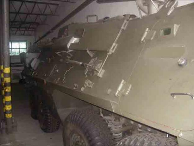 SKOT 2A  - transporter opancerzony