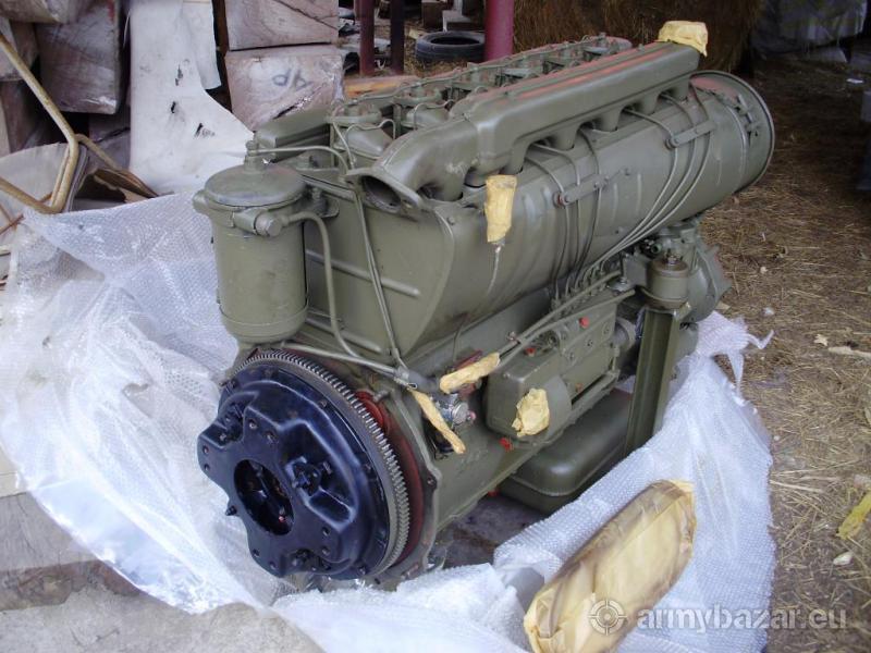 Nový nakonzervovaný motor PV3S