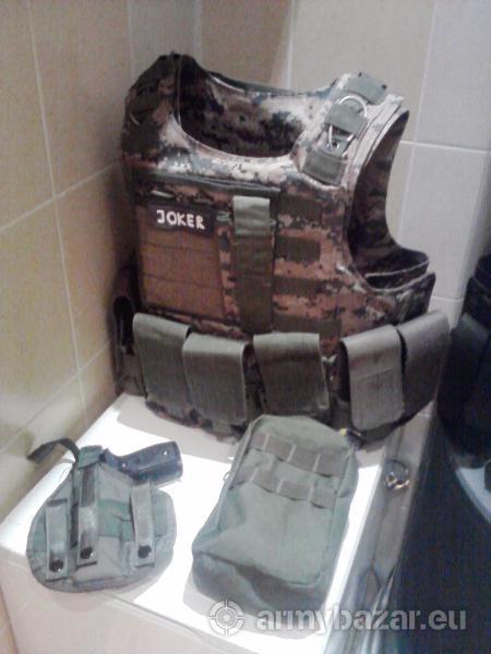 Taktická vesta AAV FSBE
