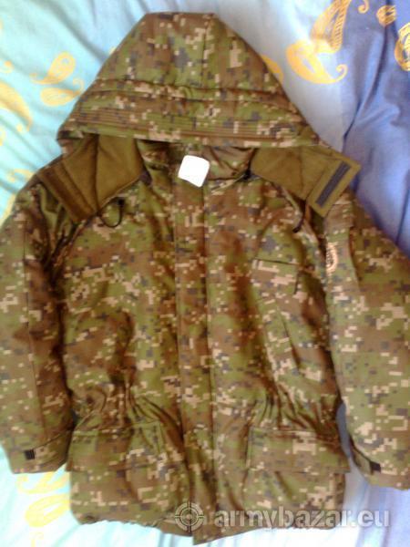 45ba32843 Vojenské oblečenie a spacáky - Predaj