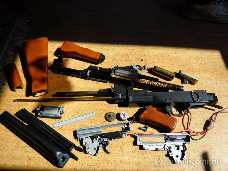 AK 47 Tm na díly
