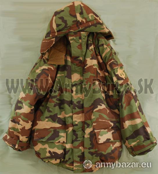 Zimná bunda OSSR vz. 97