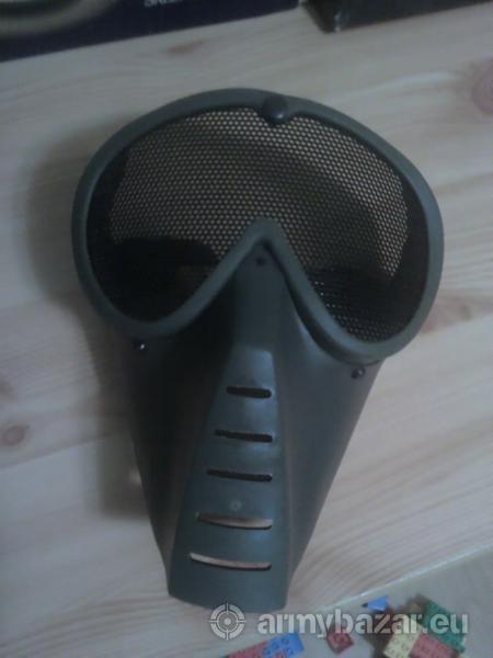 Ochranná maska na airsoft