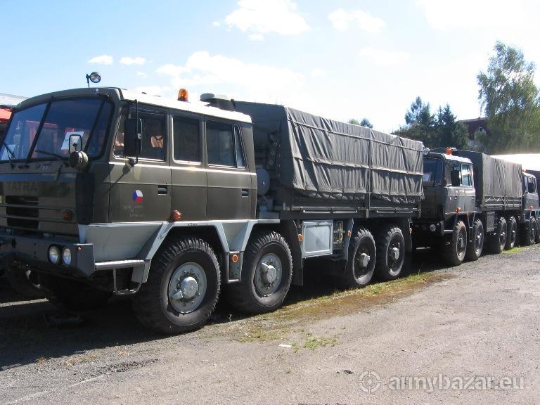 Tatra T815 8x8 VT