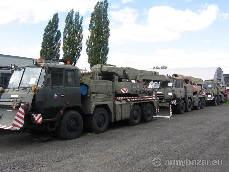 Tatra 815 AV 15