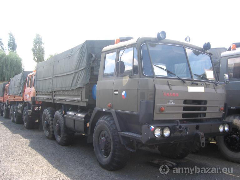 Tatra T815 6x6 VVN