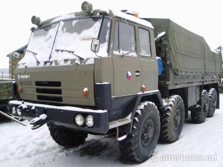 Tatra T815 8x8 VVN