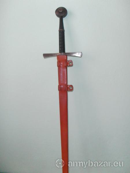 Meč jeden a pol ručný