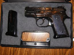 Pištol CZ 2075 RAMI
