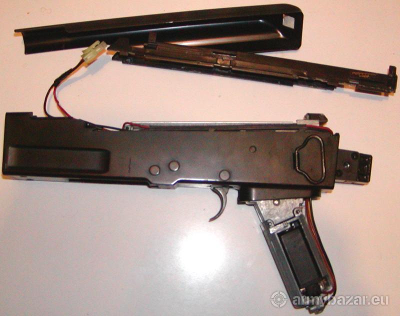Celokovové telo na AK 47