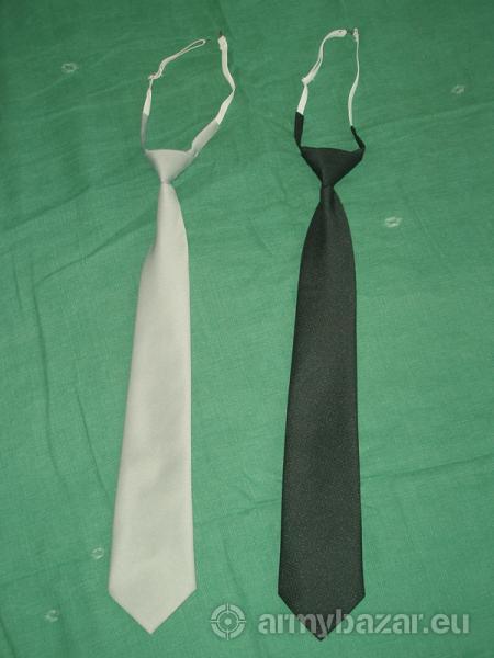 Vojenské kravaty na gumičke