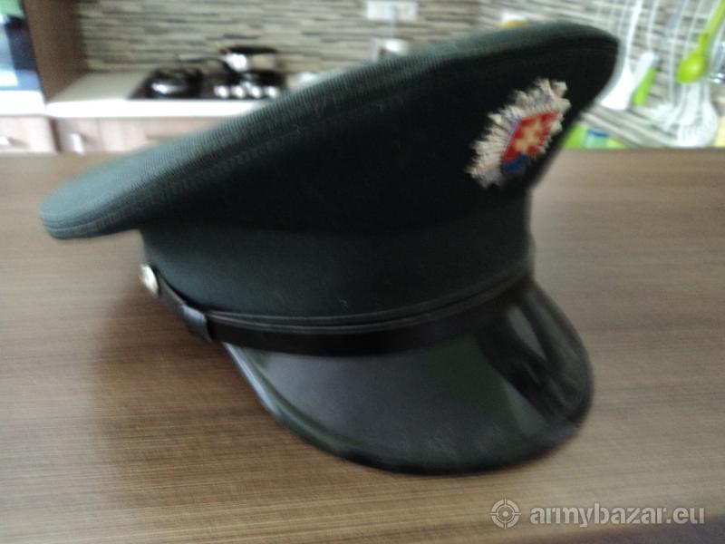 bd4280381 Policajná čiapka - Predaj