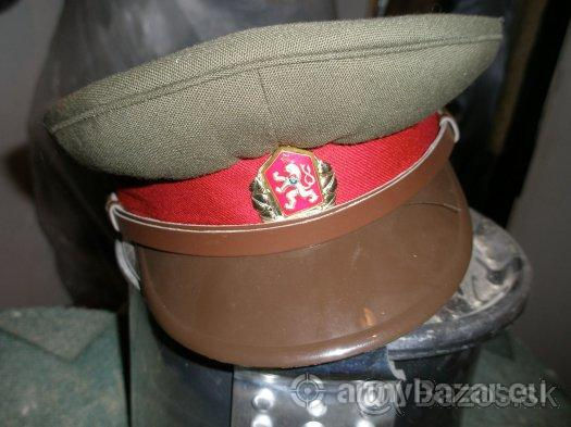 372d2c3ad Policajná čiapka ČSSR - Predaj
