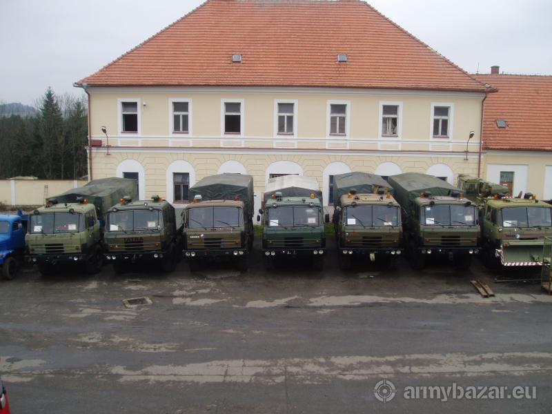 Tatra T815, více kusů
