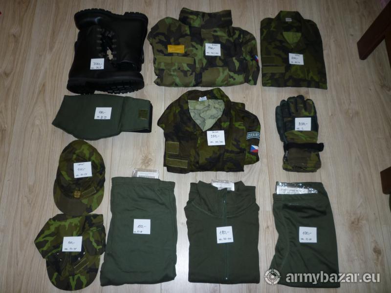 ArmyBazar.eu » Uniformy a maskáče » Domácí uniformyInzerát číslo  17956 ef2781bfe2