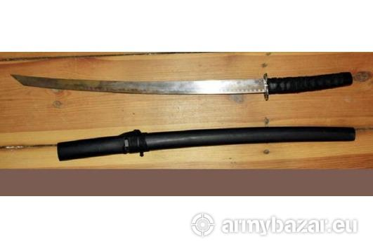 Schwert samourai Dekometallklinge