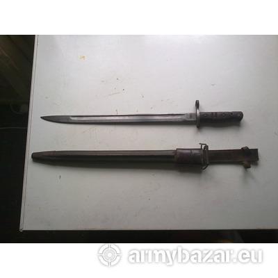 Remington bayonet