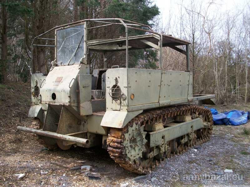1943 International M5 High Speed Tractor