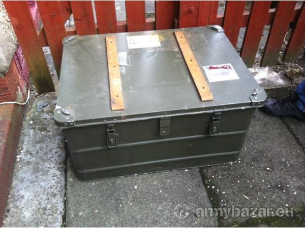 Military locklable LECON storage box