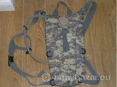 Army hydration pack acu camo