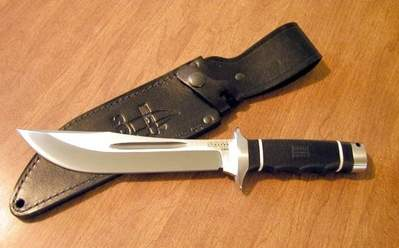 Fixed blade knife wanted