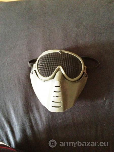 Maska SRC airsoft maska