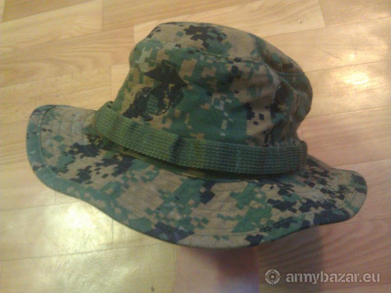 klobúk boonie hat USMC originál
