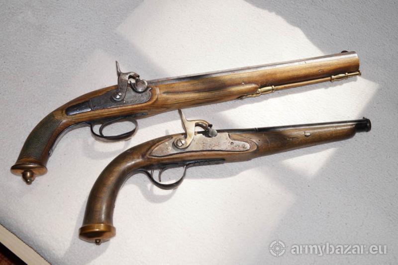 Křesadlové pistole