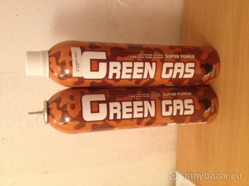 Plyn do plynových zbraní