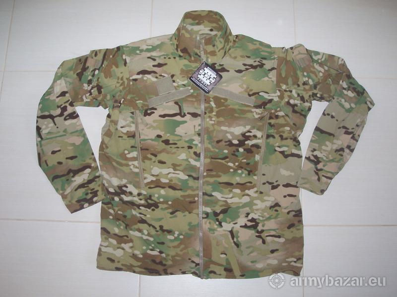 US Army Level4, MULTICAM Wind Jacket  nová