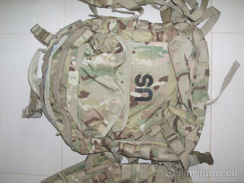 Originál US Army Molle MULTICAM Assault pack použ.