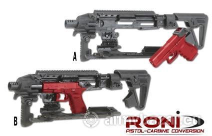 Konverzia CAA glock 17