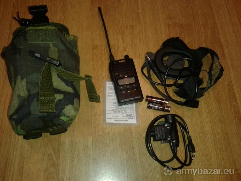 Vysielacka PMR / UHF ALINCO DJ-S45 CQL