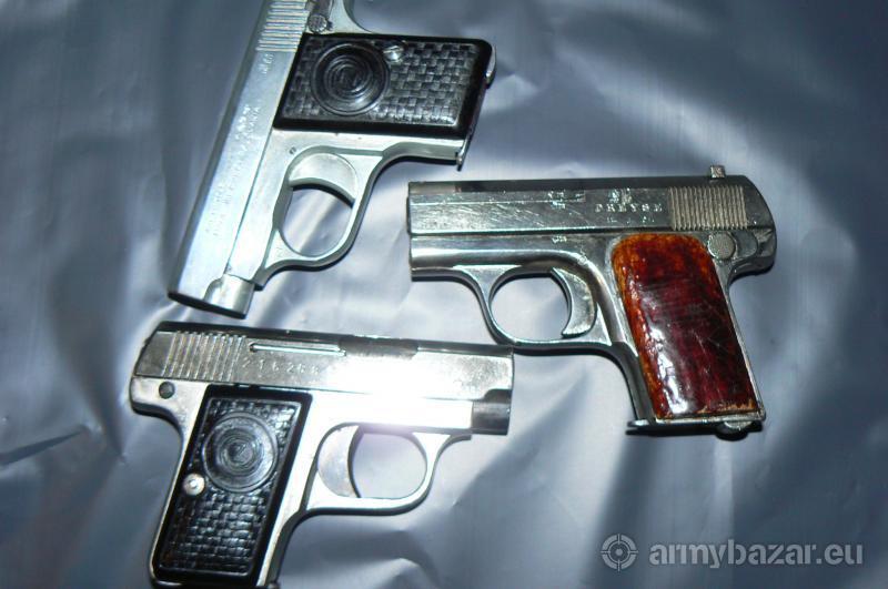 Expanzná pištoľ Z