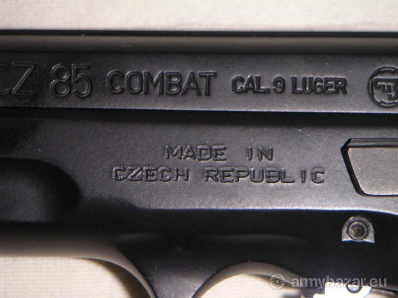 Cz 85 combat cena