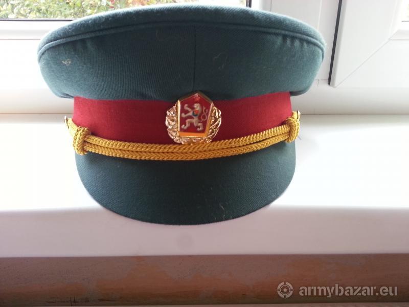 3476dfb79 Policajná čiapka ČSFR - Predaj