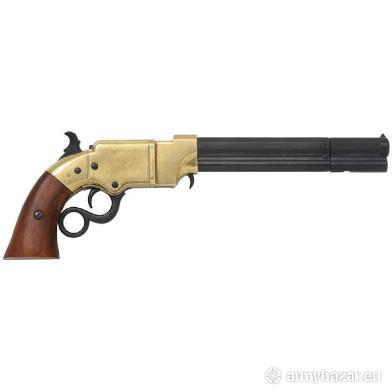 Volcanic pistol,caliber .38, USA 1855