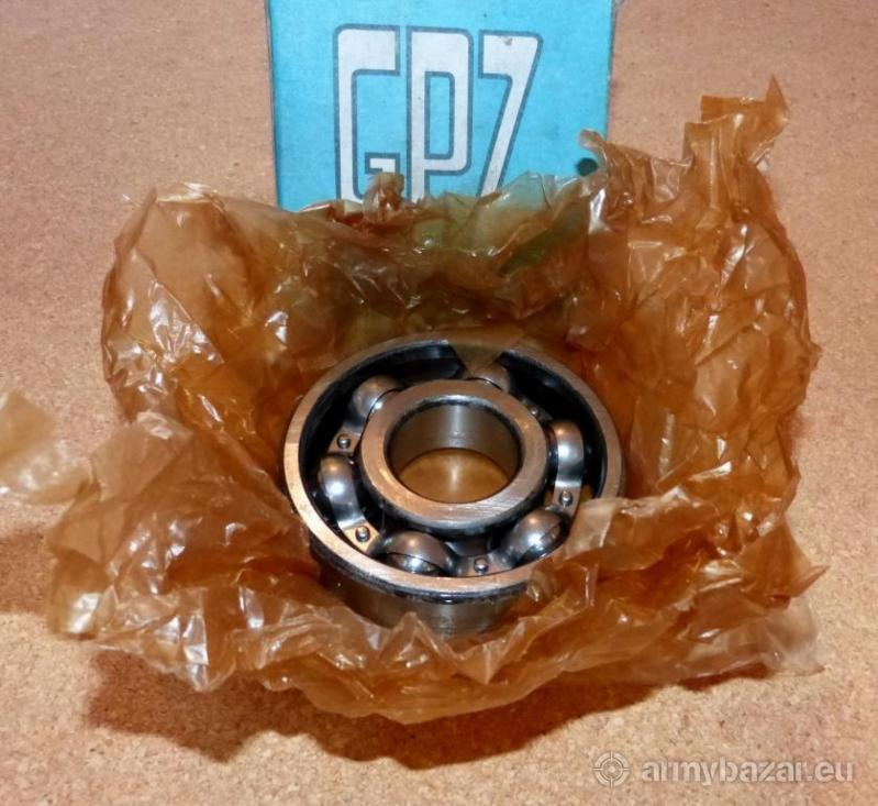 Ložisko 6408 GPZ 27x40x110 mm (šxdxD) - NOVÉ