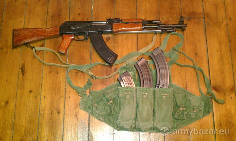AK47 / T56 Assault Rifle, Deactivated