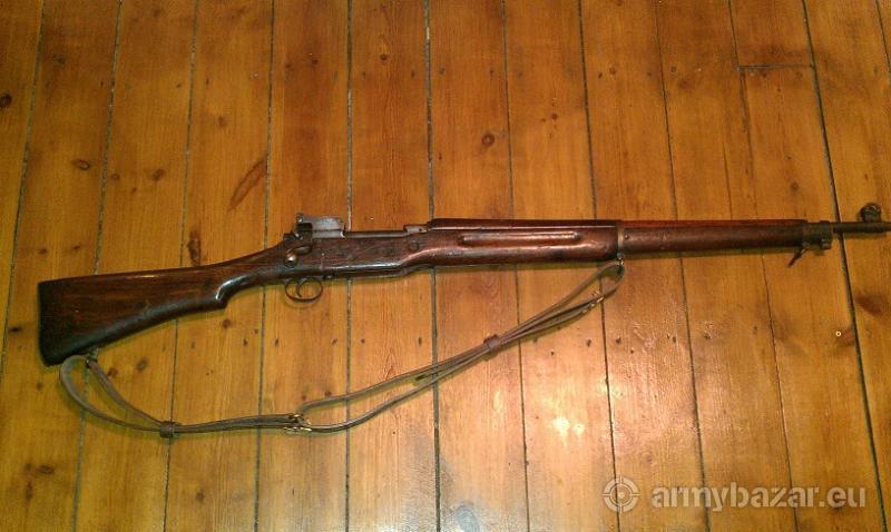 M1917 US Bolt Action Rifle, deactivated