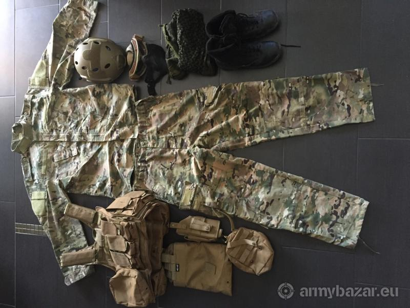 ArmyBazar.eu » Airsoft a paintball » PríslušenstvoInzerát číslo  40351 5de54780b5