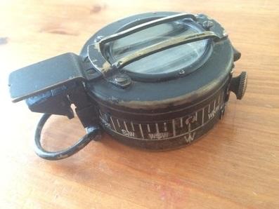 1944 MKIII WW2 Army Compass
