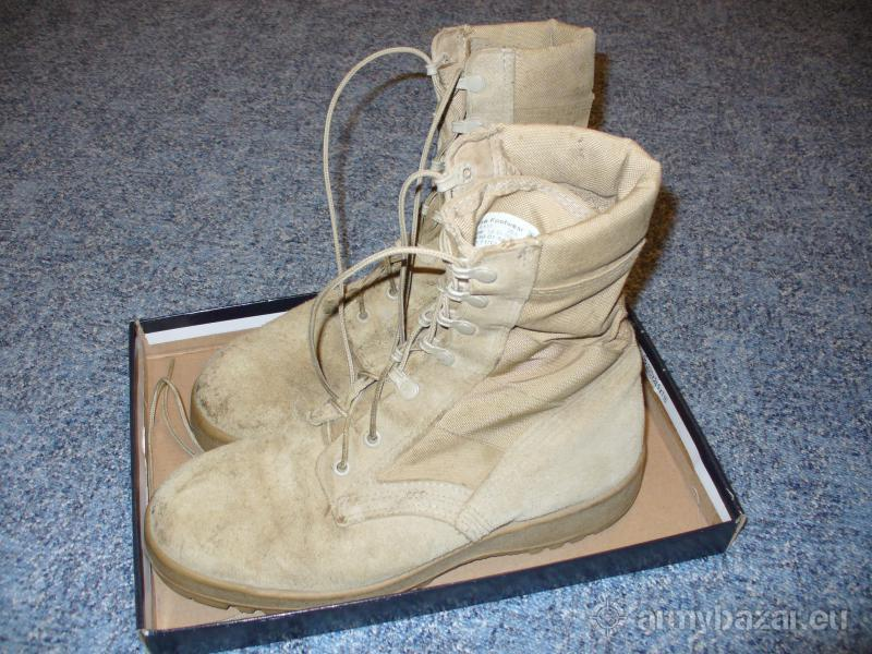 Predam vojensku obuv McRae Footwear (Made in USA) - Predaj 62dd3fdb85f