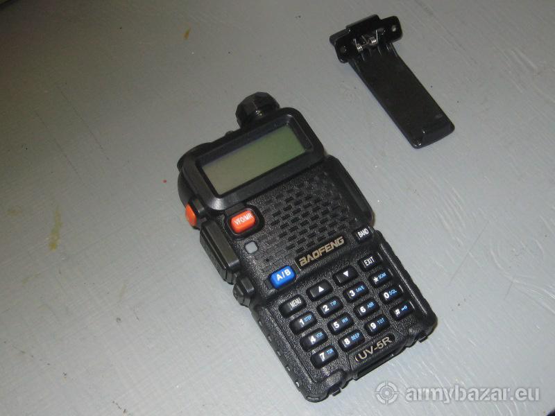 Vysielačka BaoFeng UV5R -
