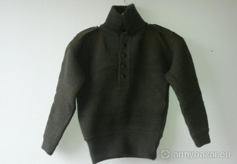 Vojenský  sveter-Bundesheer rakúsky