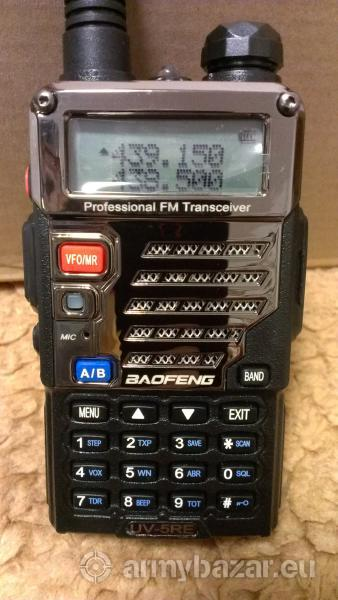 rucna radiostanica Baofeng UV-5RE