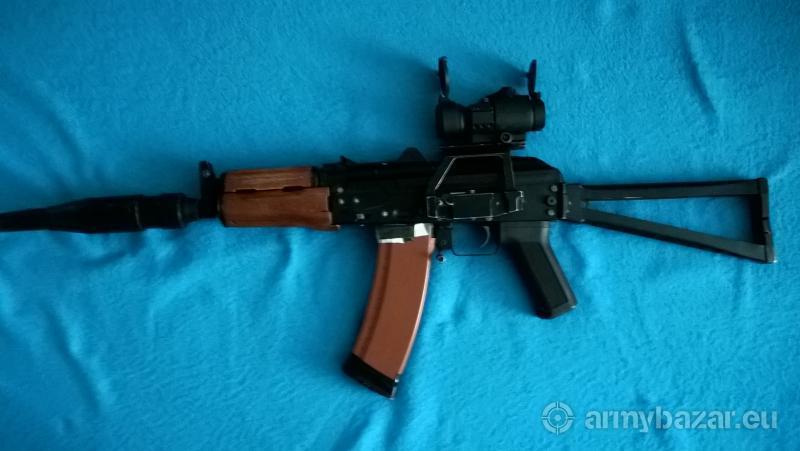 AK74u Airsoft