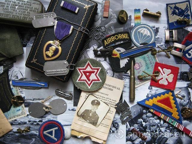 Koupím originál militarie WW2